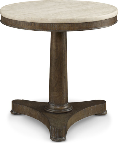 Thomasville Furniture - Passeo Side Table - 83432-230