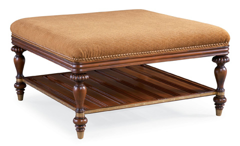 Thomasville Furniture - Masai Ottoman - 1187-16