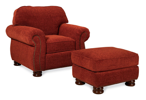 Thomasville Furniture - Benjamin Chair - 1461-15