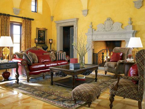 Thomasville Furniture - Dinesen Chair - 1483-15