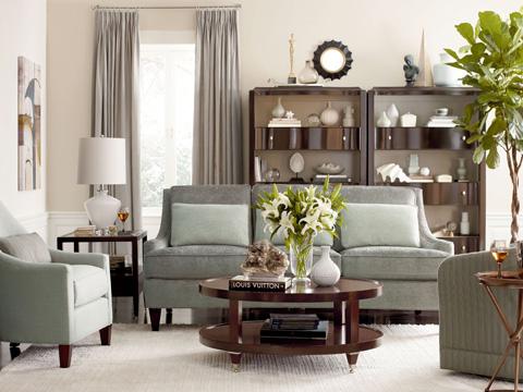 Thomasville Furniture - Sutton Swivel Chair - 1564-15SB
