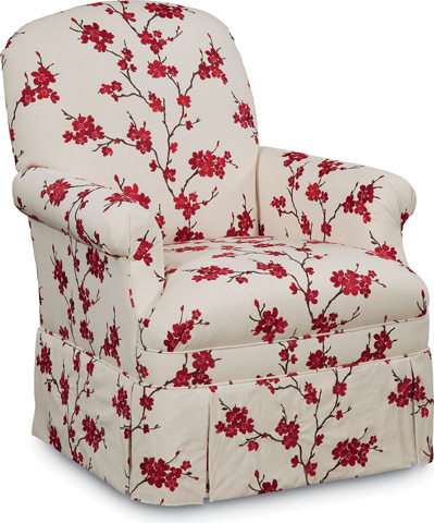 Thomasville Furniture - Kinley Chair with Skirt - 1698-15