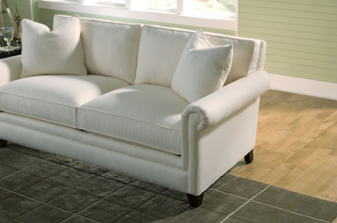 Thomasville Furniture - Mercer Small Two Seat Sofa - 1801-13