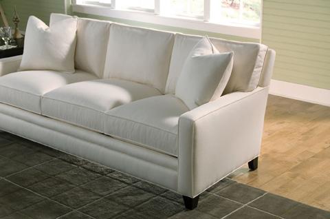 Thomasville Furniture - Mercer Large Three Seat Sofa - 1803-11