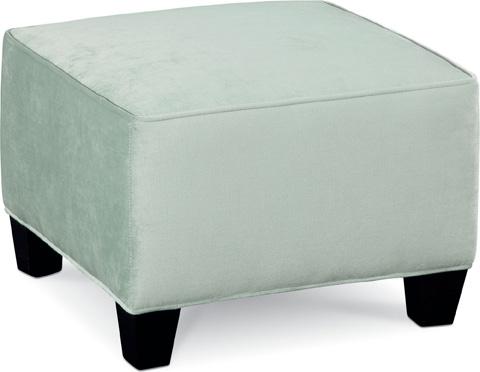 Thomasville Furniture - Brooklyn Square Plain Top Ottoman - 1837-16N2