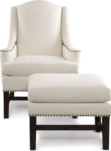 Thomasville Furniture - Deauville Ottoman - 2324-16