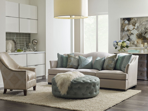 Thomasville Furniture - Thomas Cocktail Ottoman - 2506-16