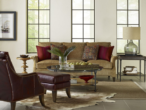 Thomasville Furniture - Brady Sofa - 2507-11