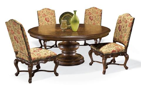 Thomasville Furniture - Elba Round Dining Table - 43622-740