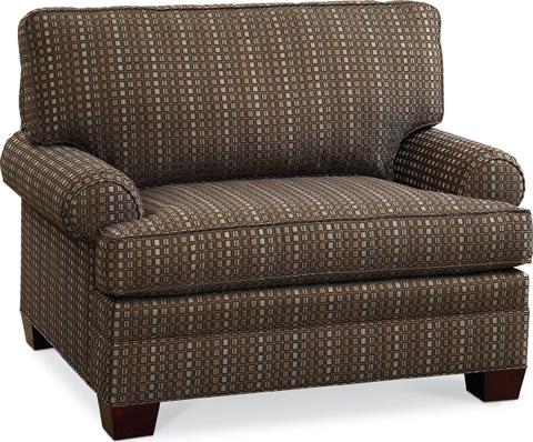 Thomasville Furniture - Simple Choices Chair and a Half - 5252-151