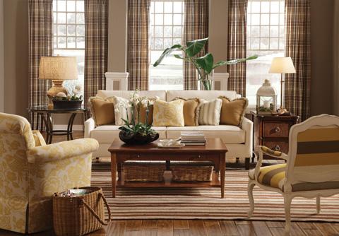 Thomasville Furniture - Highlife Two Seat Sofa - 7041-12