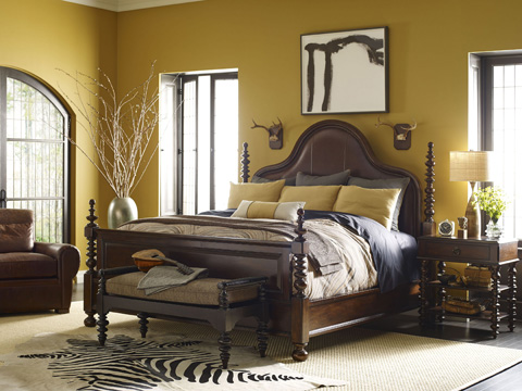 Thomasville Furniture - Mrs. Hemingway's Bed Bench - 84411-906