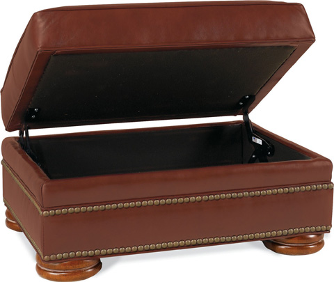 Thomasville Furniture - Ashby Storage Ottoman - HS1459-16ST