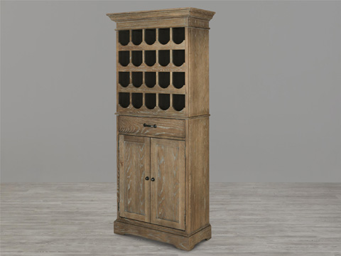 Image of Berkeley 3 Tall Wine Cabinet