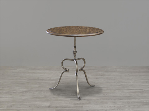 Image of New Bohemian Accent End Table