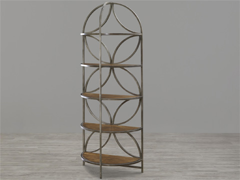 Image of New Bohemian The Artsy Etagere