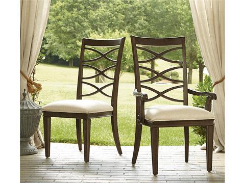 Universal Furniture - California X-Back Side Chair - 475634-RTA