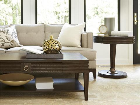 Universal Furniture - California Rectangular Cocktail Table - 475801