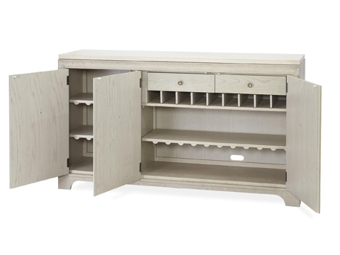 Universal Furniture - California Credenza - 476675