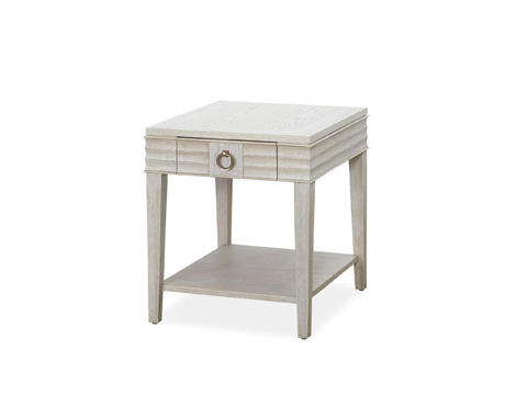 Universal Furniture - California Drawer End Table - 476802