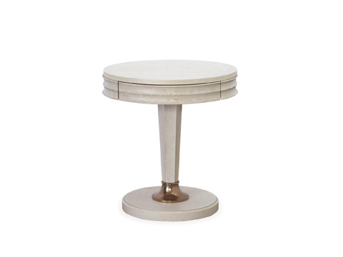 Universal Furniture - California Round End Table - 476815
