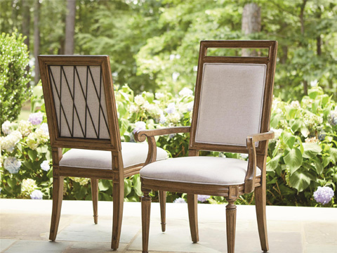 Universal Furniture - Remix Dining Side Chair - 501634-RTA