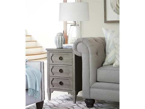 Universal Furniture - Playlist Chair Side Table - 507A817