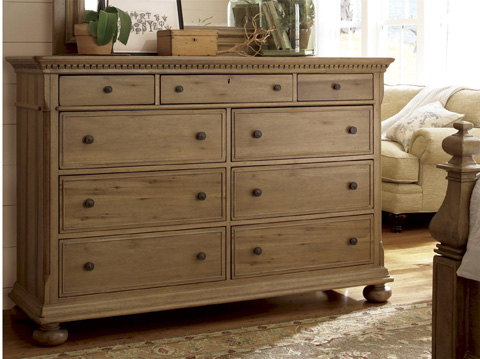 Image of Down Home Aunt Peggy's Drawer Dresser