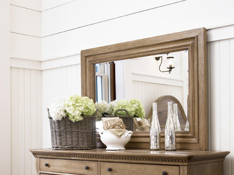 Image of Down Home Landscape Mirror