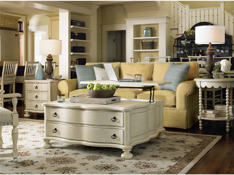 Universal Furniture - River House The Family Room Table - 394801