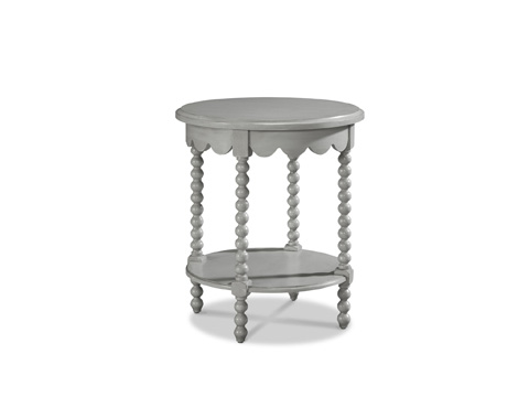Image of River House Bobbin Side Table