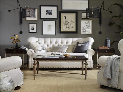 Universal Furniture - Maxwell Sofa - 437501-100
