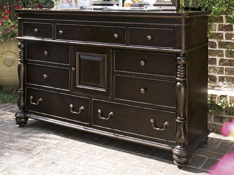 Image of Paula Deen Home Door Dresser