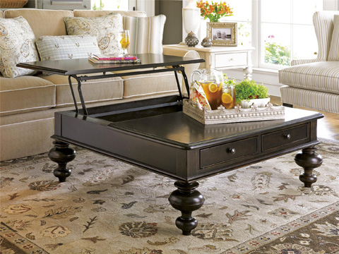 Image of Paula Deen Home Put Your Feet Up Table