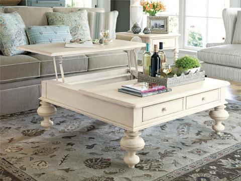 Paula Deen Home - Paula Deen Home Put Your Feet Up Table - 996801