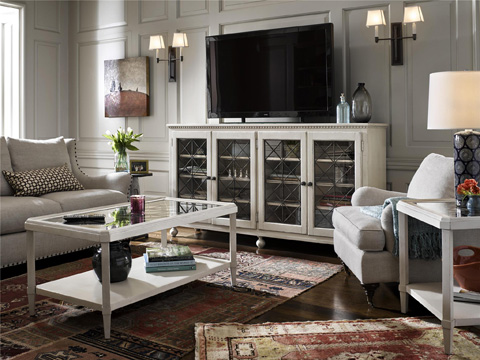 Image of Sojourn Entertainment Console