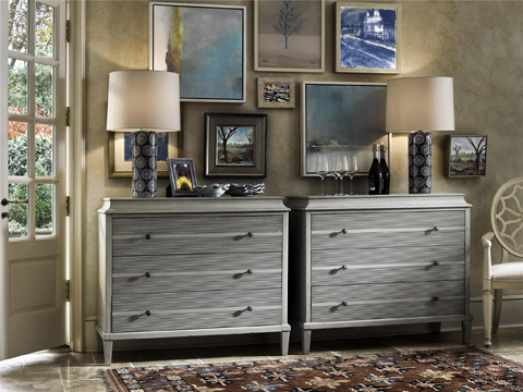 Universal Furniture - Sojourn Hall Chest - 543C845
