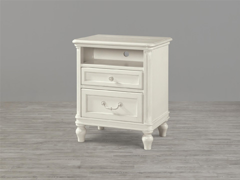 Universal - Smart Stuff - Gabriella Two Drawer Nightstand - 136A080