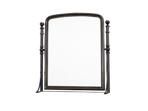 Universal - Smart Stuff - Black and White Tilt Mirror - 437B033