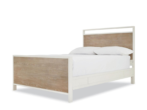 Image of Full Panel Bed