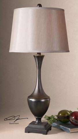 Uttermost Company - Davoli Bronze Table Lamp - 26253