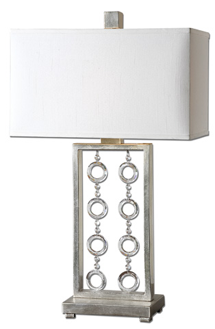 Uttermost Company - Arlena Crystal Accent Table Lamp - 26287-1