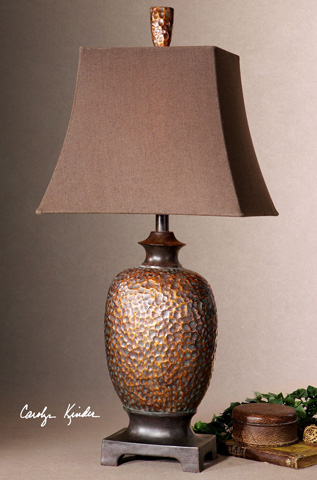 Uttermost Company - Amarion Bronze Table Lamp - 26314