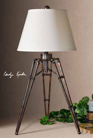 Uttermost Company - Tustin Tripod Lamp - 26435