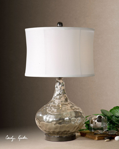 Image of Vizzini Glass Table Lamp