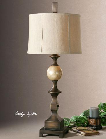 Uttermost Company - Tusciano Bronze Table Lamp - 27390