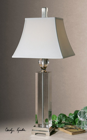 Uttermost Company - Sapinero Crystal Table Lamp - 27438