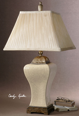 Uttermost Company - Ivan Ivory Table Lamp - 27728