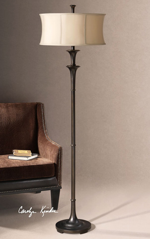 Uttermost Company - Brazoria Floor Lamp - 28229-1