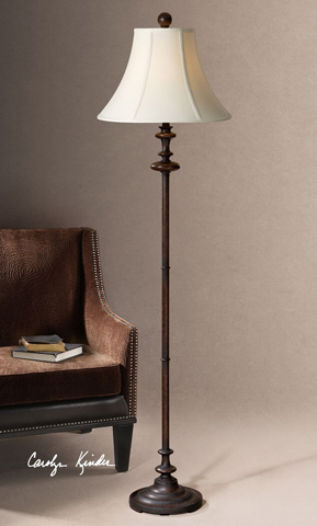 Uttermost Company - Arnett Rustic Floor Lamp - 28456
